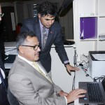 His Excellency Dr. Arjun Kumar Karki inaugurates the Live Enrollment System for Machine Readable Passports (MRPs).  Live Enrollment System is a high-tech system that intends to make passport delivery service faster and more efficient. Jan 08, 2016